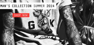 Изработка на онлайн магазин - GOLOKA WEAR